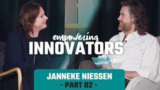 Women in Tech & Diversity - Empowering Innovators with Janneke Niessen