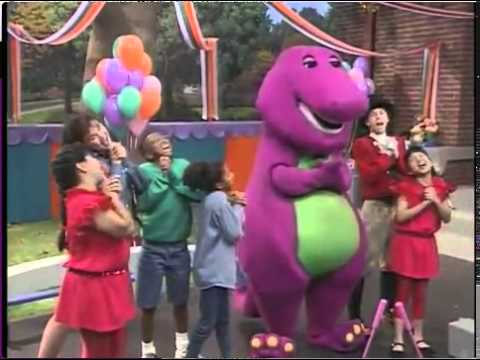 Barney If All the Raindrops 1994 version
