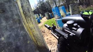 Paintball with the TM-15 LE