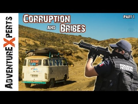 Overlanding Safety: Corruption & Bribes // Adventure Experts