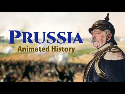 Prussia: Animated History (Part 2)