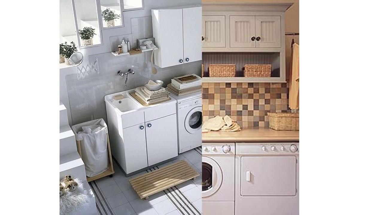 Cuarto de lavado pintura de dise o de color youtube for Diseno de muebles para cuarto de lavado