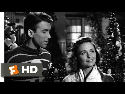 It's a Wonderful Life (2/9) Movie CLIP - Lasso the Moon (1946) HD