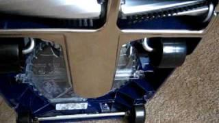 Sanitaire 677 D vacuum