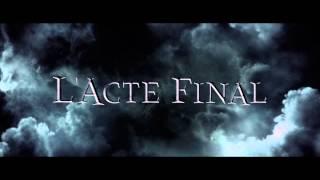 Bande annonce Harry Potter et les Reliques de la mort : 2ème partie