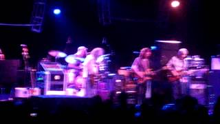 Terrapin Station - At a Siding - Furthur - Greek Theater - 10-5-13