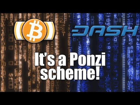 """""""Dash is a Ponzi scheme, and a scam, and a fraud!"""""""