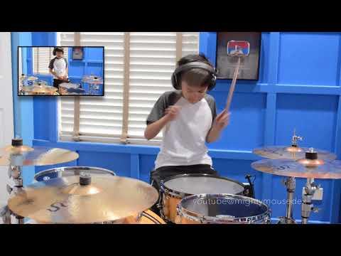 Marshmello & Anne-Marie - FRIENDS (Drum Cover)