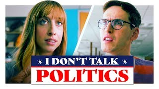 The Guy Who Won't Talk About Politics