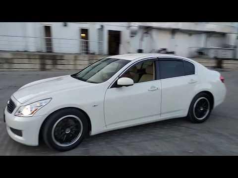 Nissan Skyline GT 2.5 v36.. ОБЗОР АВТОМОБИЛЯ ИЗ ЯПОНИИ !!!