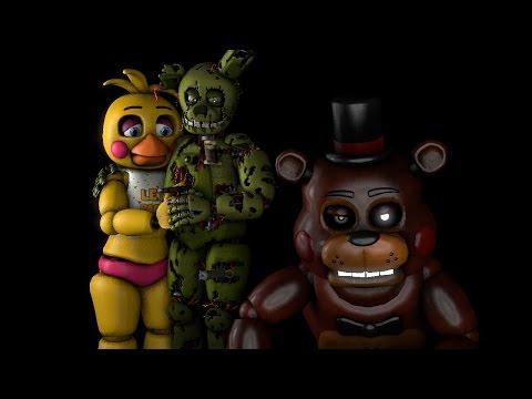 [SFM FNAF] Toy Freddy x Toy Chica (Preview)