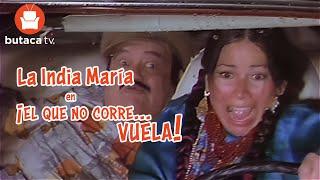 ¡El que no corre... vuela! - película completa de María Elena Velasco