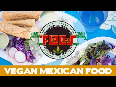 Flacos Vegan Mexican Restaurant | Berkeley, CA