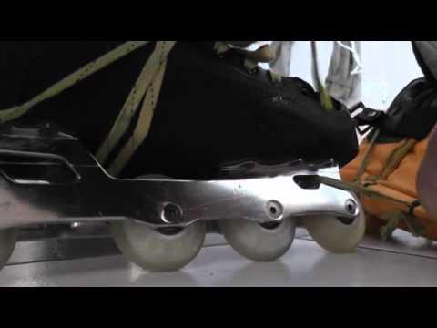 Roller Hockey Goalie Pad Sliders