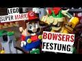 LEGO Bowsers Castle oder Festung Super Mario Set 71369 Erweiterung - Brych Stone
