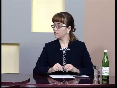 Актуальне інтерв'ю.  Леся-Марія Рудик