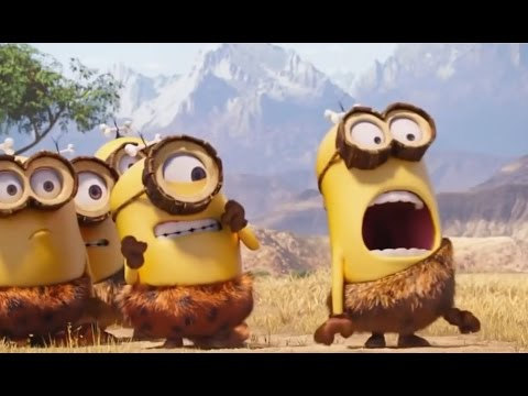 All Minions Mini Movie - Despicable me animated for kids - Funny Commercial Clips