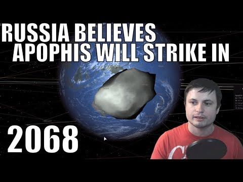 Russian Scientists Warn Apophis May Hit Earth in 2068