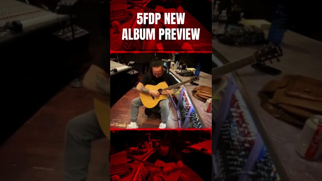 Five Finger Death Punch New Album Preview 2021 #shorts