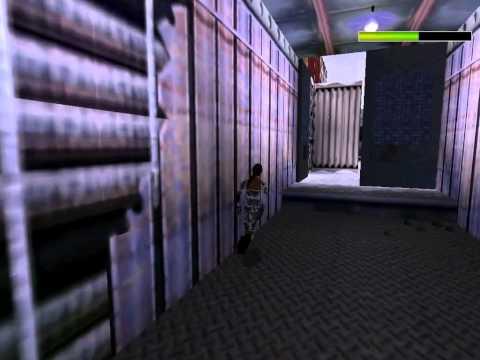 Tomb Raider Chronicles - The base |