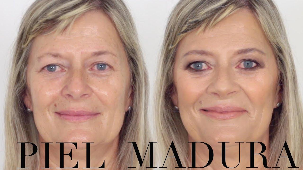 MAQUILLAJE BRONCEADO GLOW PIEL MADURA by Miriam Llantada