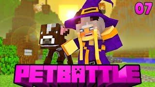 TEAM KÄSE GEGEN DEN REST DER WELT! ✿ Minecraft PetBattle #07 [Deutsch/HD]
