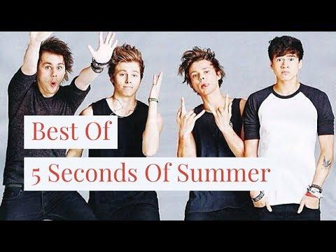 Top 10 Songs  Best Of 5 Seconds Of Summer