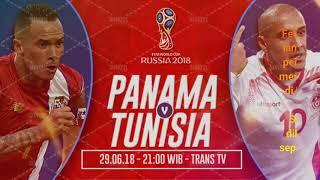 Video PREDIKSI SKOR GRUP G PANAMA VS TUNISIA 29 JUNI 2018 download MP3, 3GP, MP4, WEBM, AVI, FLV Juli 2018