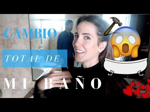 Remodelación TOTAL de mi Baño!! Antes y Despues + RoomTOUR!!!!