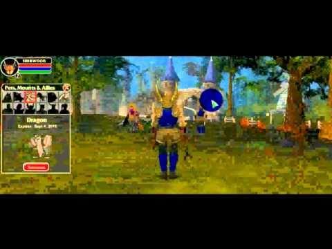 Sherwood Dungeon Hack De Pets Clan RPS