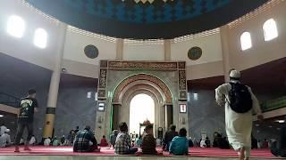 Adzan Merdu Mesjid Raya Provinsi Jawa Barat (alun-alun Bandung)