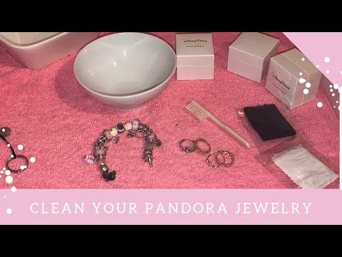 ♥ How to clean your jewelry (Pandora safe) + Relaxing friendly chit chat ♥