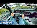 2019 Audi A6 50 TDI Quattro S Line POV Test Drive By AutoTopNL mp3