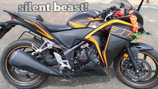 HONDA CBR 250R 2018 FIRST RIDE REVIEW!