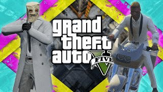 JEREMY VS HARM! | GTA 5 PC Online FUN
