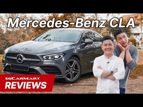 2020 Mercedes-Benz CLA200 AMG Line Singapore | sgCarMart Reviews