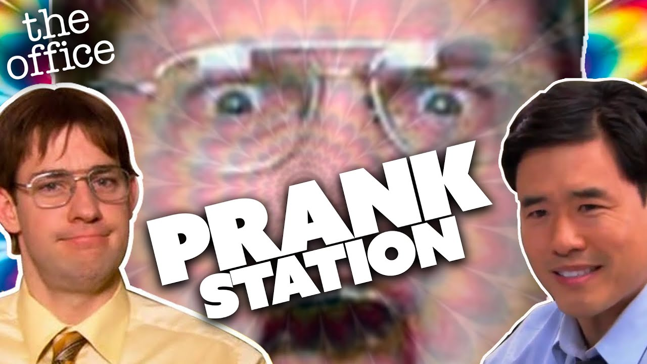 The Office PRANK STATION | Comedy Bites