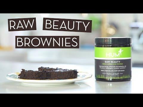 Raw Beauty Superfood Brownie Recipe}