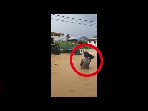 5 Terrifying Moments Caught On Camera!