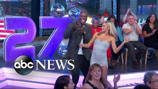 Baixar 'Dancing With the Stars' season 27 cast revealed: DeMarcus Ware, Tinashe and more