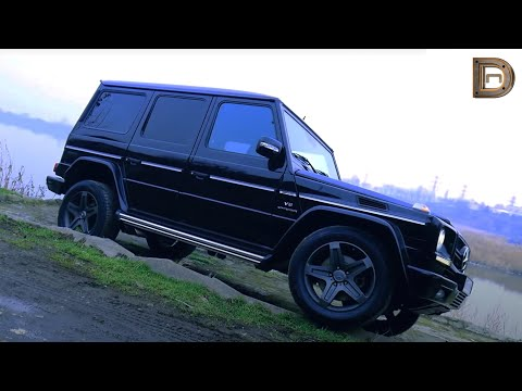 Gelentewagen - G55 AMG Kompressor 2012 / Drive News