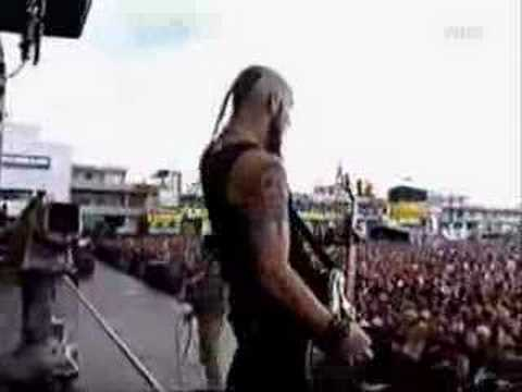 Drowning Pool  Bodies  Live Rock Am Ring 2002