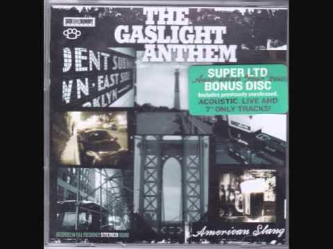 Gaslight Anthem Boxer Acoustic Australian Tour 2011 Version