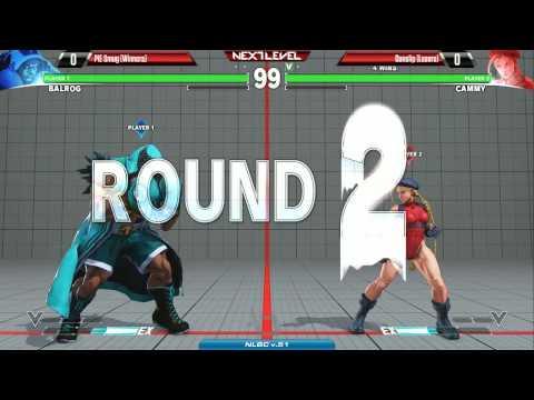SFV SEASON 2: Next Level Battle Circuit v.51 - Grand Final - PIE Smug (Balrog) vs Danslip (Cammy)