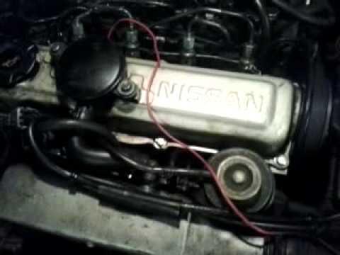 nissan sunny diesel cd17