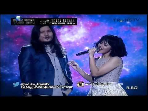 Virzha feat Zahra 'Sampai Akhir'  @ A Night With Judika