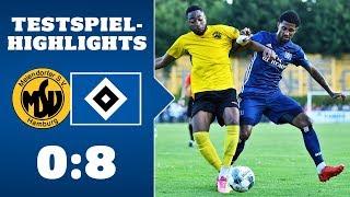 Highlights: Meiendorfer SV - HSV | SAISON 2019/20