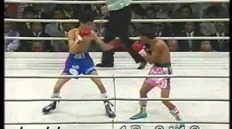 Napa Kiatwanchai vs Hiroki Ioka '' R1