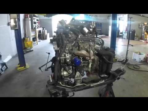 How To Take An Engine Out OF A Car GMC Acadia, Buick En... | Doovi