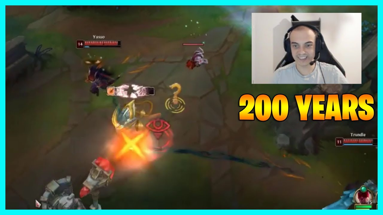 200 YEARS...LoL Daily Moments Ep 1561